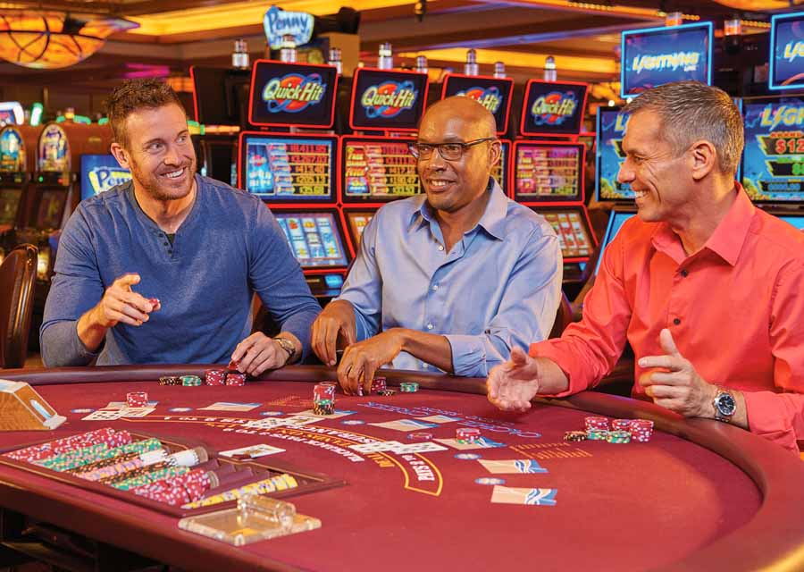 Is Online Casino the Best Approach?