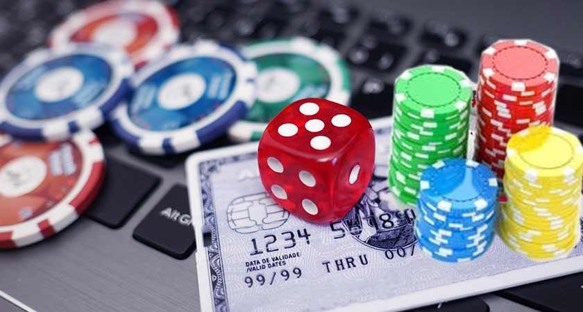 Betting casino games