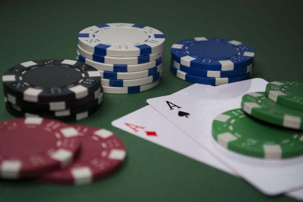 casino games edge